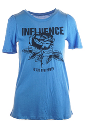 "T-shirt ""influence"""