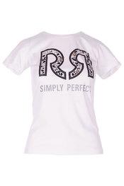 T-shirten van het merk Rinascimento in het Wit