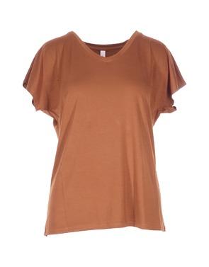 Soya - T-shirt - Bruin