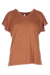 T-shirten van het merk Soya in het Bruin