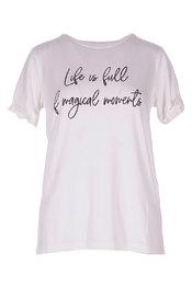 T-shirten van het merk Soya in het Wit