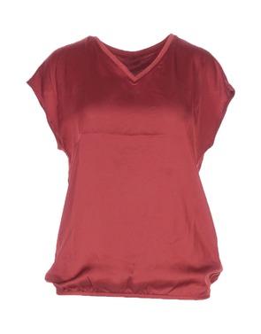 Soya - T-shirt - Donker bruin