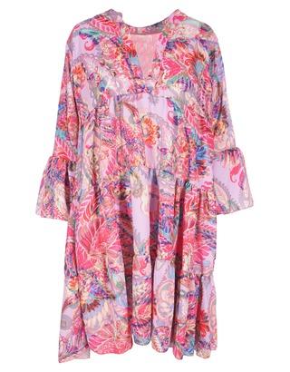 Lang Kleed van het merk Garde-robe in het Roze