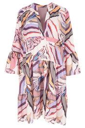 Lang Kleed van het merk Garde-robe in het Roze-beige