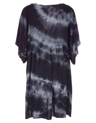 Lang Kleed van het merk Garde-robe in het Zwart-groen