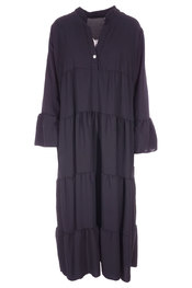 Lang Kleed van het merk Garde-robe in het Zwart