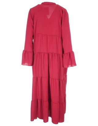 Lang Kleed van het merk Garde-robe in het Bordeaux