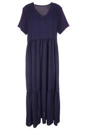 Lang Kleed van het merk Garde-robe in het Marine