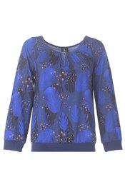 K-design - Top - Blauw