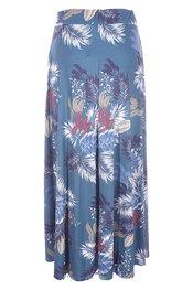 Lange Rok van het merk Garde-robe in het Blauw
