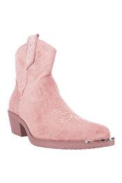 Korte Laarzen van het merk Garde-robe in het Roze