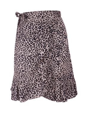 Korte Rok van het merk Garde-robe in het Zwart-beige