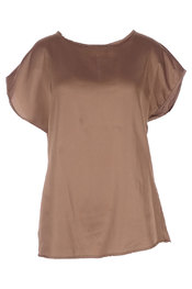 Top van het merk Garde-robe in het Camel