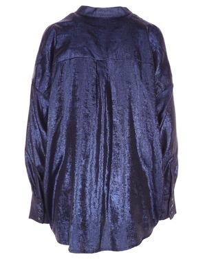 Garde-robe - Blouse - Marine