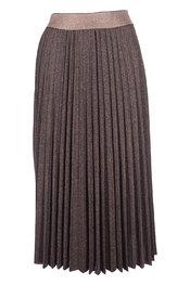 Garde-robe - Halflange Rok - Kaki