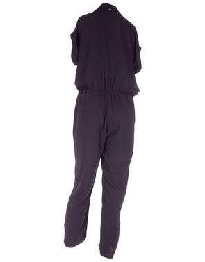 Jumpsuit van het merk Amelie-amelie in het Zwart