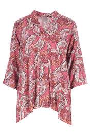 Garde-robe - Topjes - Coraal