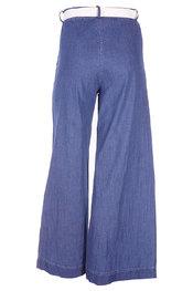 Lange Broek van het merk Studio It in het Jeans