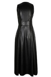 Lang Kleed van het merk Caroline Biss in het Zwart