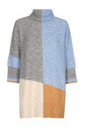 Pull van het merk Caroline Biss in het Blauw-grijs
