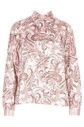 Atmos - Blouse - Oud roze