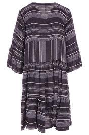Halflang Kleedje van het merk Garde-robe in het Zwart-wit