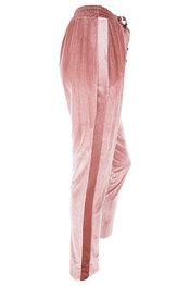 Lange Broek van het merk Amelie-amelie in het Oud roze