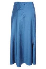 Lange Rok van het merk Amelie-amelie in het Blauw