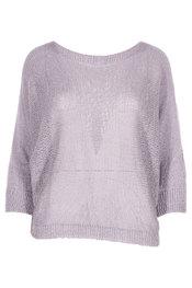 Pull van het merk Garde-robe in het Donker grijs
