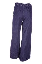 Lange Broek van het merk Amelie-amelie in het Jeans