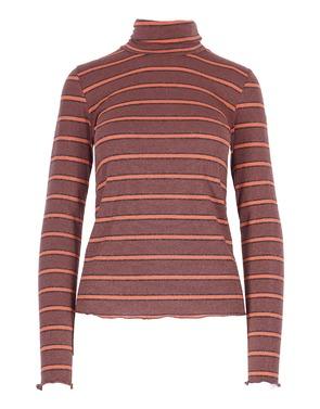 Amelie-amelie - T-shirt - Bruin