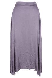 Lange Rok van het merk Garde-robe in het Donker grijs