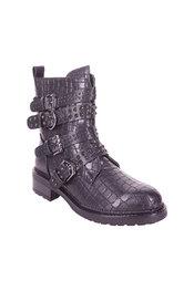 Korte Laarzen van het merk Garde-robe in het Zwart