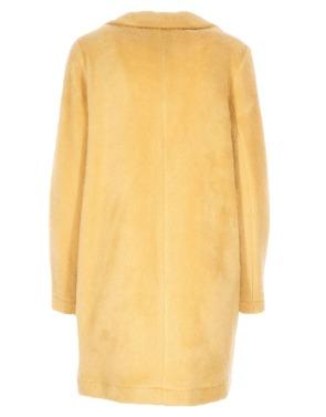 Mantel van het merk Amelie-amelie in het Geel
