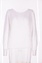 Pull van het merk Amelie-amelie in het Wit