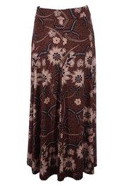 Lange Rok van het merk Garde-robe in het Bruin