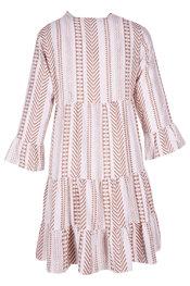Kort Kleedje van het merk Garde-robe in het Beige