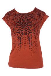 Garde-robe - Top - Donker oranje