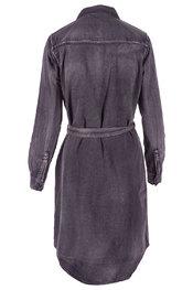 Halflang Kleedje van het merk Garde-robe in het Donker grijs