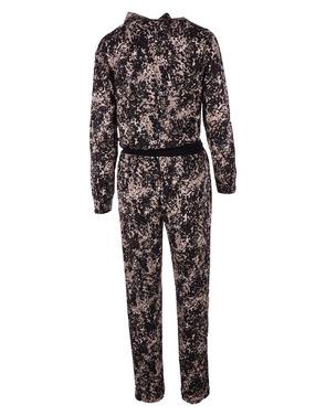 Jumpsuit van het merk K-design in het Kaki