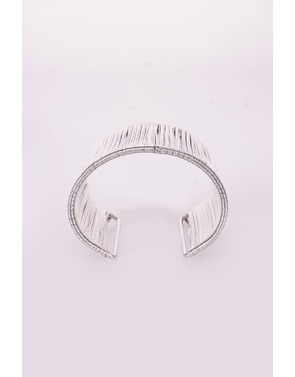 Garde-robe - Armband - Zilver