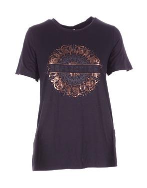 Soya - T-shirt - Zwart