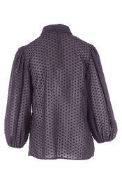 Blouse van het merk Garde-robe in het Zwart