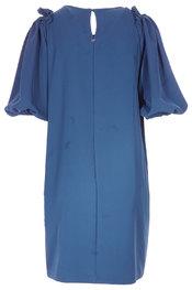 Halflang Kleedje van het merk Amelie-amelie in het Blauw