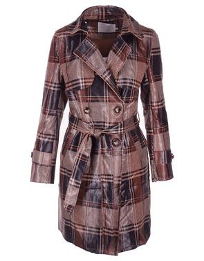 Mantel van het merk Garde-robe in het Bruin