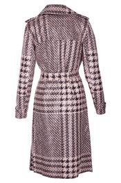 Mantel van het merk Garde-robe in het Zwart-roze
