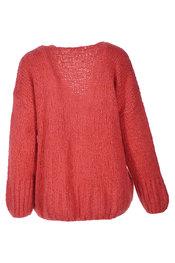 Gilet van het merk Garde-robe in het Donker oranje