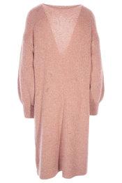 Gilet van het merk Garde-robe in het Camel