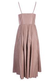 Lang Kleed van het merk Garde-robe in het Taupe