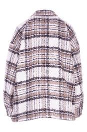 Jas van het merk Garde-robe in het Zwart-beige